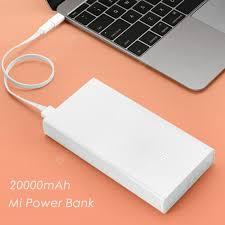 Xiaomi Mi 20000mAh Power Bank White Power Banks Sale, Price ...