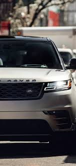 1125x2436 Range Rover Velar, Urban ...