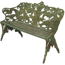english coalbrookdale bench