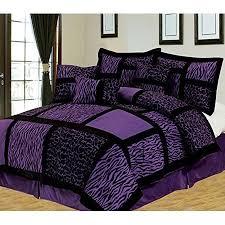 king size comforters on sale. Interesting King Empire Home Safari 7Piece Purple King Size Comforter Set ON SALE With Comforters On Sale