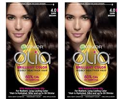 This video is about me dyeing my hair back to brunette since my blonde hair just looked really damaged and i got tired of it. Garnier Olia Hair Color Just 2 95