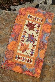 342 best Autumn Quilts images on Pinterest | Patchwork, Crafts and ... & Signs of Autumn Quilt Pattern Adamdwight.com