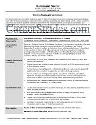 Counseling Resume Download Counselor Resume Sample DiplomaticRegatta 17