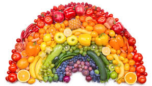 Image result for fruit and vegetable cartoon
