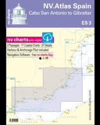 Es 3 Nv Atlas Spain Cabo San Antonio To Gibraltar