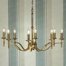 stratton 8 light antique brass chandelier inside vintage decor 19
