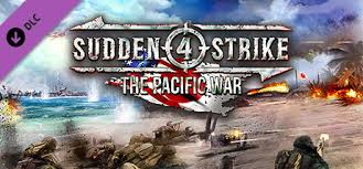 Sudden Strike 4 The Pacific War Appid 873871