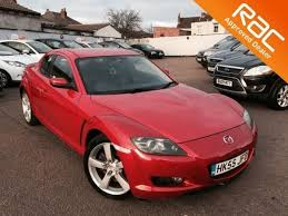 mazda rx8 modified red. mazda rx8 228bhp coupe rx8 modified red