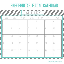 Free Printable Calendar Pages Free 2015 Printable Calendar By Month