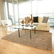 dwellings by devore our new jute rug bathroom living room jute rug image