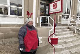 Ringing those bells: Funds still needed as Salvation Army campaign nears  end | News | shorelinemedia.net