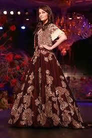 Manish Malhotra Dress Designer Photos Aishwarya Turns Perfect Muse For Manish Malhotra At Aicw