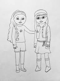 Small Picture American Doll Coloring Pages Pilular Coloring Pages Center