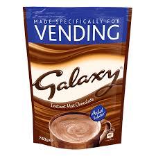 Vending Machine Hot Chocolate New Galaxy Vending Machine Hot Chocolate 48 Bags Vending Superstore