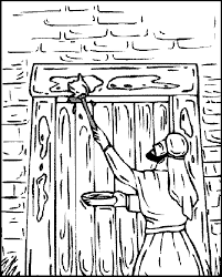 Small Picture Moses And The Exodus Coloring Pages Coloring Home