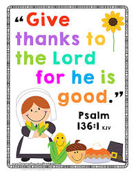 Image result for thanksgiving day pictures with scriptures