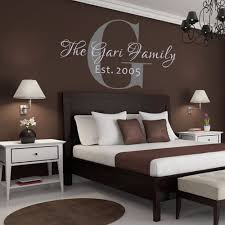 Plum Colored Bedrooms Good Personalized Wall Art Last Name 26 For Plum Colored Wall Art
