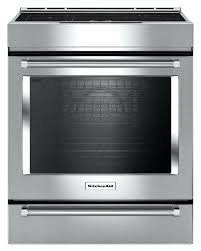 bob wallace appliances ft self cleaning slide in convection gas range stainless steel common