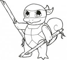 Small Picture Squirtle Charmander And Pikachu Coloring Pages Sketch Coloring