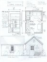 Small House Plans With Loft Bedroom 192 Sq Ft Studio Cottage This Would Have A Really Fun Idea To