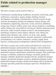 Engineering Manager Resume Pretty Traffic Production Manager Resume