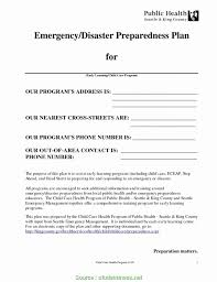 7 Best Business Emergency Preparedness Plan Template Solutions