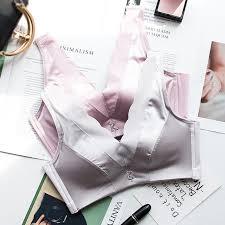 <b>Roseheart</b> 2018 New <b>Women Fashion</b> Black Skin Pink Wireless ...