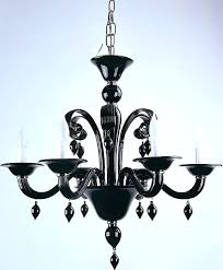 simple black chandelier simple black chandelier ideas for home decoration black glass chandelier