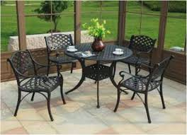 garden treasures sandyfield 5 piece steel patio conversation set the perfect mainstay patio furniture awesome