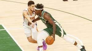 Suns vs. Bucks, NBA Finals Score ...