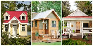 Best Tiny Houses  Small House Pictures  Plans - Tiny home design plans
