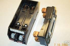 federal pacific fpe 100 amp fuse block cat 102 fpe federal pacific 102 100amp fuse block pullout