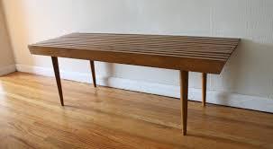 mid century modern benches – polleraorg