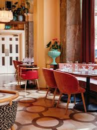 Bloomsbury Theme Interior Design Dive Into Neptune Bloomsburys Newest Seafood Restaurant
