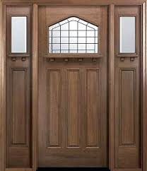 mahogany front door. Mahagony Front Door Craftsman Style With Optional Shelf Mahogany Speakeasy