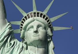 is the statue of liberty in new york or new jersey cool facts weird theories