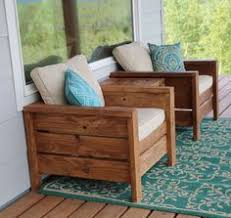 diy outdoor furniture. Ana White   Modern Outdoor Chair From 2x4s And 2x6s - DIY Projects Diy Furniture A