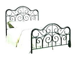 Wrought Iron Bed Frames King Size Frame – goodbay.co