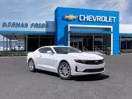 New Chevrolet Camaro Vehicles For Sale In Houston At Norman Frede Chevrolet