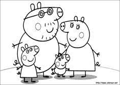 Small Picture Dibujos de Peppa Pig para colorear en Colorearnet per pintar