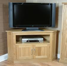 corner television tv cabinet mobel solid premium oak baumhaus mobel solid oak corner