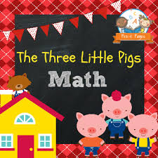 three little pigs math
