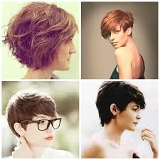 Short Haircuts For Thick Coarse Hair Wavy Haircut
