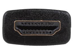 Переходник HDMI <b>3Cott</b> черный <b>3C</b>-<b>HDMIM</b>-<b>HDMIM</b>-<b>AD208GP</b> ...