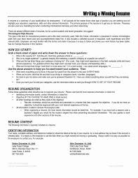Volunteer Work On Resume Example Delectable 48 New How To List Volunteer Work On Resume Example