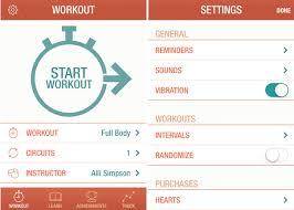 7 minute workout app