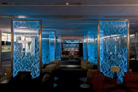illuminated glass