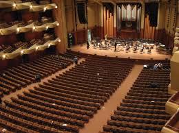 Saint Mark Taper Auditorium At Benaroya Hall Seattle