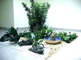 indoor rock garden japanese small