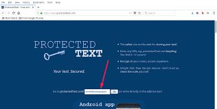 Protectedtext A Free Encrypted Notepad To Save Your Notes